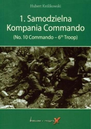 Okładka książki 1. Samodzielna Kompania Commando