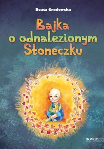 Okładka książki Bajka o odnalezionym słoneczku