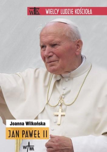 Okładka książki Jan Paweł II