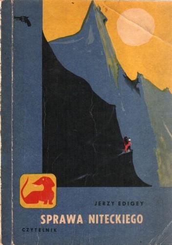 Okładka książki Sprawa Niteckiego