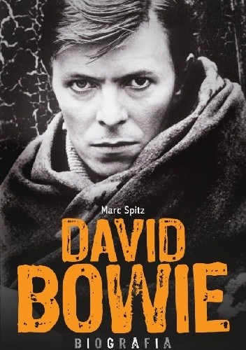 Okładka książki David Bowie. Biografia