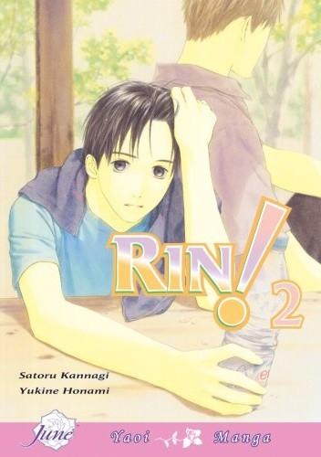 Okładka książki Rin! t.2