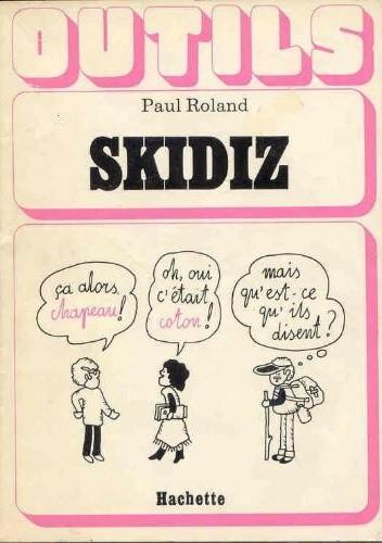 Okładka książki Skidiz