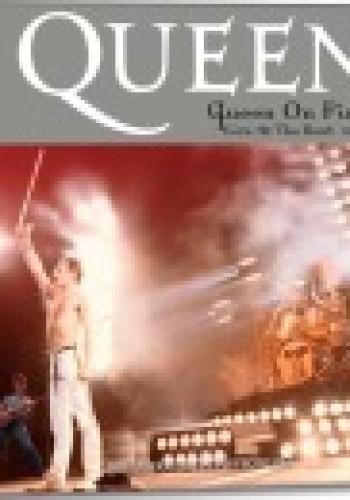 Okładka książki Queen. Queen on Fire Live at the Bowl vol. II