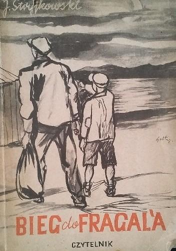 Okładka książki Bieg do Fragala