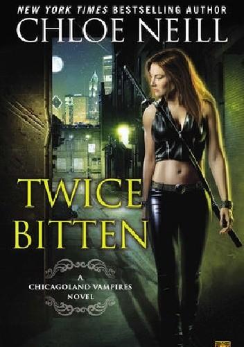 Okładka książki Twice Bitten