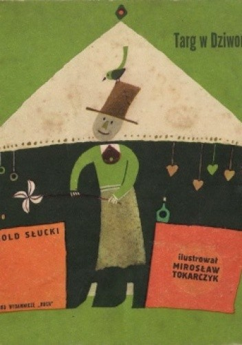Okładka książki Targ w Dziworaju
