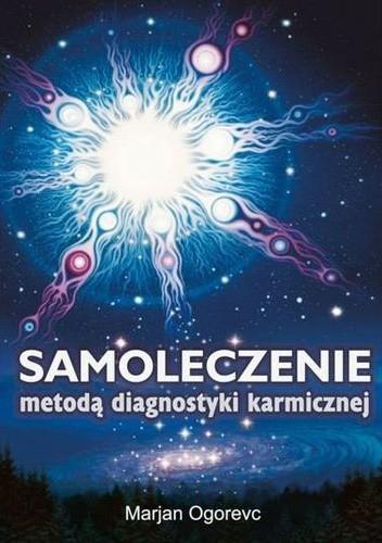 Okładka książki Samoleczenie metodą diagnostyki karmicznej