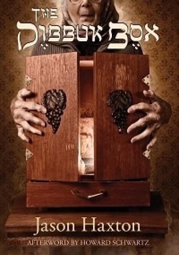Okładka książki The Dibbuk Box