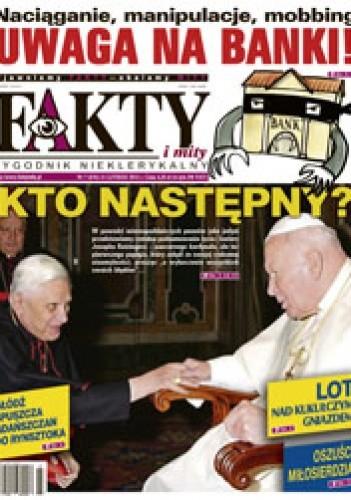 Okładka książki Fakty i Mity, nr 7 (676)/2013