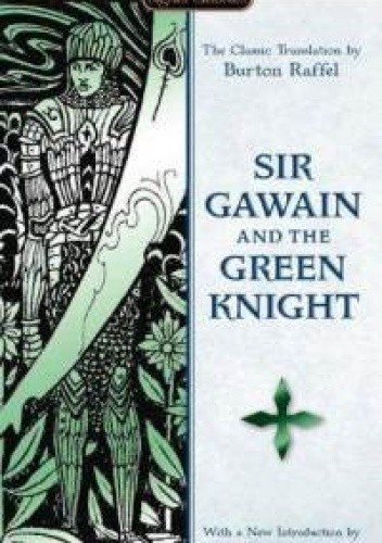 Okładka książki Sir Gawain and the Green Knight