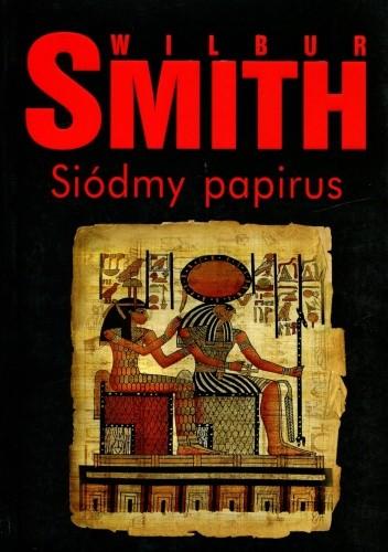 Okładka książki Siódmy papirus