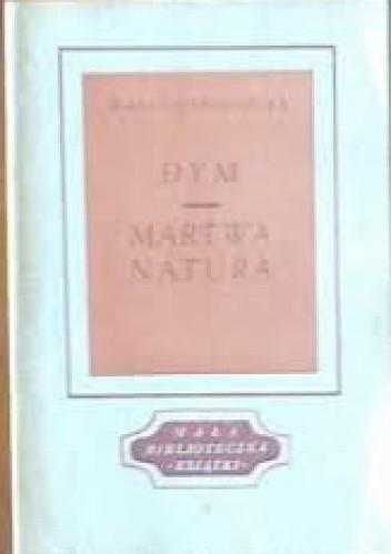 Okładka książki Dym. Martwa natura
