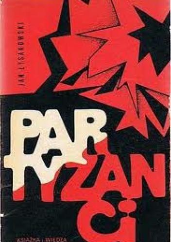 Okładka książki Partyzanci