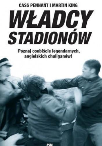 Okładka książki Władcy stadionów