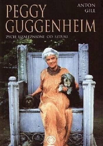 Okładka książki Peggy Guggenheim
