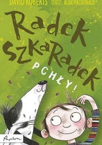Okładka książki Radek Szkaradek. Pchły!
