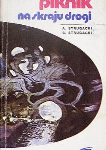 Okładka książki Piknik na skraju drogi