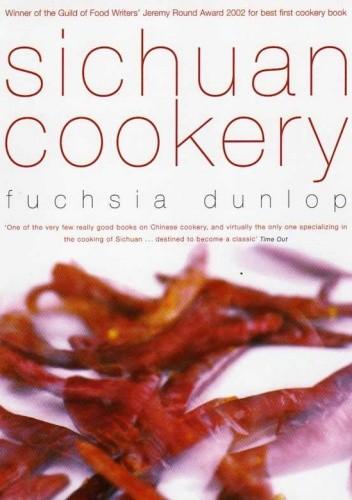 Okładka książki Sichuan Cookery