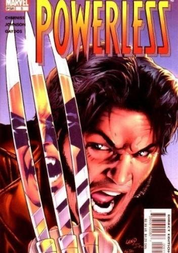Okładka książki Powerless #5