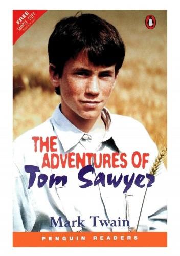 Okładka książki The adventures of Tom Sawyer