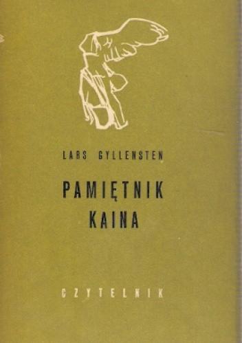 Okładka książki Pamiętnik Kaina