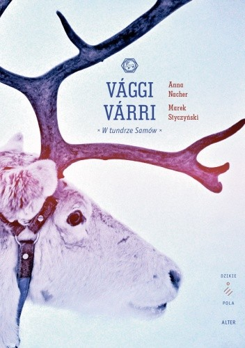 Okładka książki Vaggi Varri. W tundrze Samów