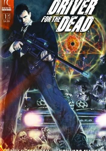 Okładka książki Driver for the Dead #1