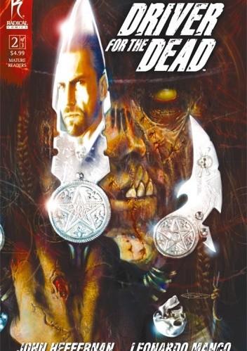 Okładka książki Driver for the Dead #2