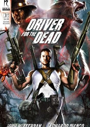 Okładka książki Driver for the Dead #3