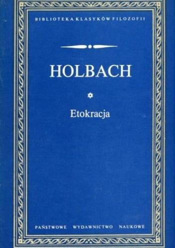 Okładka książki Etokracja czyli Rząd oparty na moralności