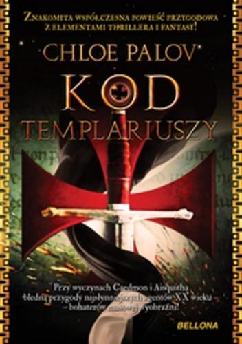 Okładka książki Kod templariuszy