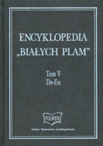 Okładka książki Encyklopedia