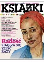 Książki. Magazyn do czytania, nr 1 (8) / marzec 2013