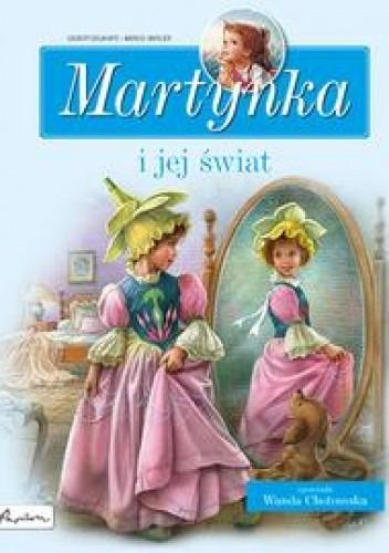 Okładka książki Martynka i jej świat