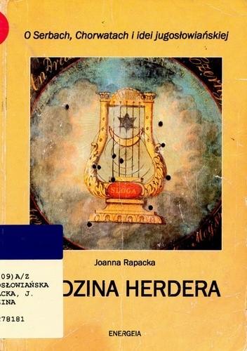 Okładka książki Godzina Herdera. O Serbach, Chorwatach i idei jugosłowiańskiej