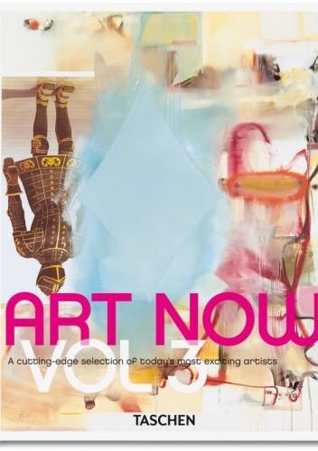 Okładka książki Art Now! Vol. 3