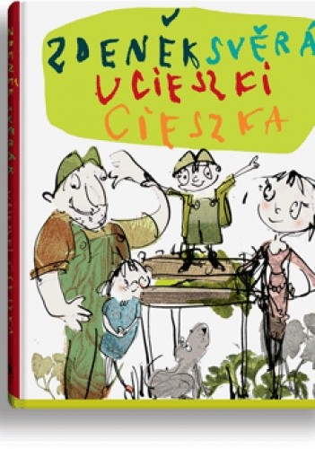 Okładka książki Ucieszki Cieszka