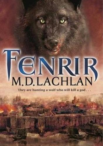 Okładka książki Fenrir
