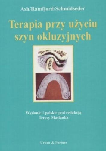 Okładka książki Terapia przy użyciu szyn okluzyjnych