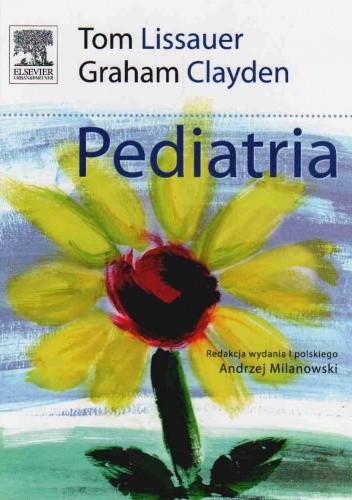 Okładka książki Pediatria..............