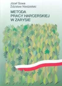 Okładka książki Metoda pracy harcerskiej w zarysie