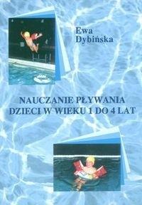 Okładka książki Nauczanie pływania dzieci