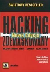 Okładka książki Hacking zdemaskowany! Bezpieczeństwo sieci - sekrety i rozwiązania
