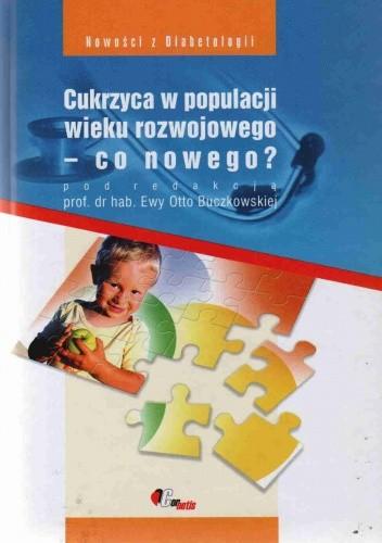 Okładka książki Cukrzyca w populacji Co nowegoa