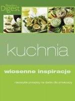 Okładka książki Kuchnia. Wiosenne inspiracje
