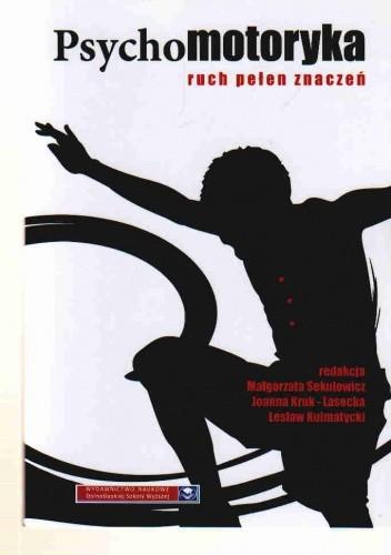 Okładka książki Psychomotoryka Ruch pełen znaczeń
