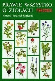 Okładka książki Prawie wszystko o ziołach Poradnik