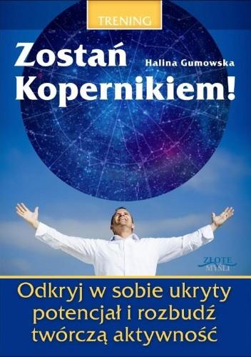 Okładka książki zostań Kopernikiem! - e-book