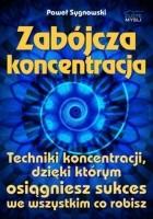 zabójcza koncentracja - e-book